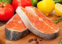 saumon proteines